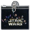 Disney Pin Lanyard ID Holder - Star Wars Weekends 2013 - Goofy Stitch