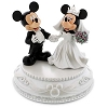 Disney Medium Figure Statue - Mickey and Minnie Mouse Wedding Figure