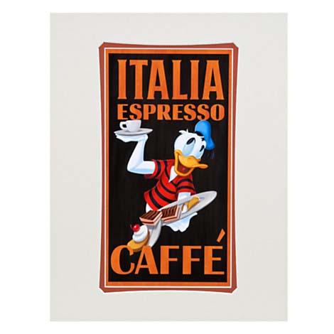 Your Wdw Store Disney Brian Blackmore Print Espresso