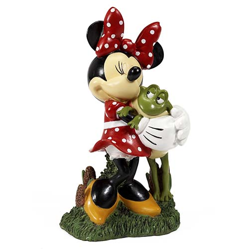 your wdw store disney garden statue flower garden. Black Bedroom Furniture Sets. Home Design Ideas