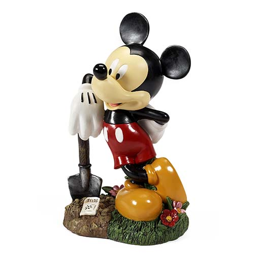 Your Wdw Store Disney Garden Statue Flower Garden