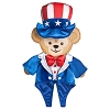 Disney Duffy Bear Clothes - 4th of July Costume - 17""