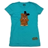 Disney Star Wars Weekends Girls Shirt - EWOK - Teal