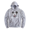 Disney ADULT Hoodie - Mickey Mouse Peek-A-Boo