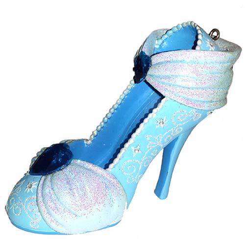 Your wdw store disney shoe ornament princess cinderella