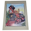 Disney Artist Print - Greg McCullough - Heading Out