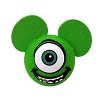 Disney Antenna Topper - Monsters University Mike Wazowski Face