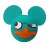 Disney Antenna Topper - Phineas & Ferb - Perry the Platapus Face