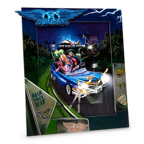 Disney Picture Frame Rock N Roller Coaster Photo Frame