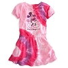 Disney Child Dress - Mickey Mouse Tie Dye Dress for Girls