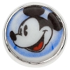 Disney Kameleon Necklace Charm - Jewel Pop Blue Pie-Eyed Mickey