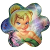 Disney Pillow - Tinker bell - Flower