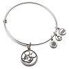 Disney Alex and Ani Charm Bracelet - Mickey Mouse - Silver