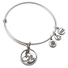 Disney Alex and Ani Charm Bracelet - Minnie Mouse - Silver