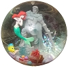 Disney Bouncy Ball - Glitter-Filled Water-Ball - Ariel and Eric