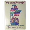 "Disney Magnet - ""it's a small world"" - Fantasyland"