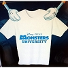 Disney TODDLER Shirt - Logo - Disney Pixar Monsters University