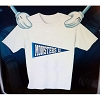 Disney TODDLER Shirt - Pennant - Disney Pixar Monsters University
