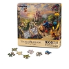 Disney Puzzle - Thomas Kinkade - Beauty and The Beast - 1000 pc