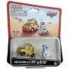 Disney Racers Car - CARS as Star Wars - Luigi & Guido as C-3PO & R2-D2