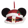 Disney Ear Hat Ornament - Christmas Santa Mickey Mouse