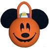 Disney Antenna Topper Ball - Mickey Halloween Candy Bucket