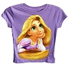 Disney Child Shirt - Princess Rapunzel - Profile