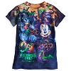 Disney Girl's Shirt - 2013 Halloween Time Logo - Minnie Mouse