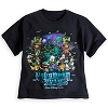 Disney Child Shirt - 2013 Halloween Time - Mickey and Friends