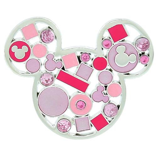 Disney Pins Pink