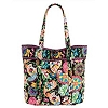 Disney Vera Bradley Bag - Midnight with Mickey - Black Tote