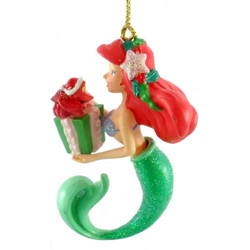 Your WDW Store - Disney Christmas Ornament - Little Mermaid ...