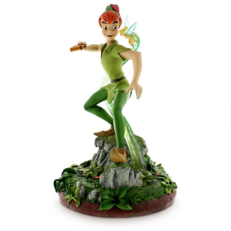 Your Wdw Store Disney Medium Figure Peter Pan And