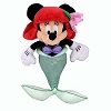 Disney Plush - Minnie Mouse as Ariel The Little Mermaid