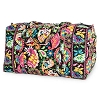 Disney Vera Bradley Bag - Midnight with Mickey - Black Duffle Bag