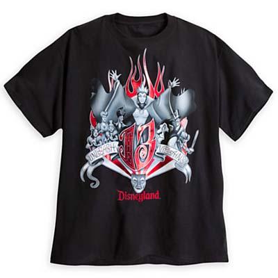 Disney Adult Shirt - Unleash the Villains - Evil QueenDisney Evil Queen Shirt