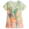 Disney Women's Shirt - Food & Wine Festival 2013 - Sublimated