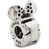 Disney Chamilia Charm - Sterling Silver - Minnie Mouse Lock