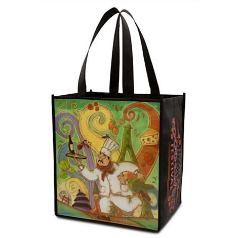 your wdw store disney tote bag epcot food & wine