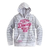 Disney LADIES Jacket - Walt Disney World Striped Hoodie