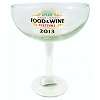 Disney Wine Glass - Food and Wine Festival 2013 - Margarita Glass