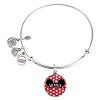 Disney Alex and Ani Charm Bracelet - Minnie Mouse Ear Hat - Silver