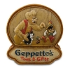 Disney Olszewski PokitPal - Geppetto's Toys and Gifts