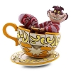 Disney Traditions by Jim Shore - Cheshire Cat in Tea Cup
