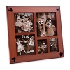 Disney Picture Frame - Mickey Mouse Icon Wood - Multi-Window