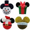 Disney Antenna Topper - Holiday 4 pack