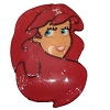 Disney Minnie's Bakery Honey Vanilla Cookie - Ariel Face