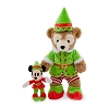 Disney Duffy Bear Clothes Outfit - Duffy Elf Santa's Little Helper