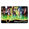 Disney Collectible Gift Card - 13 Reflections of Evil - Villains