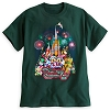 Disney Adult Shirt - 2013 Mickey's Very Merry Christmas Party
